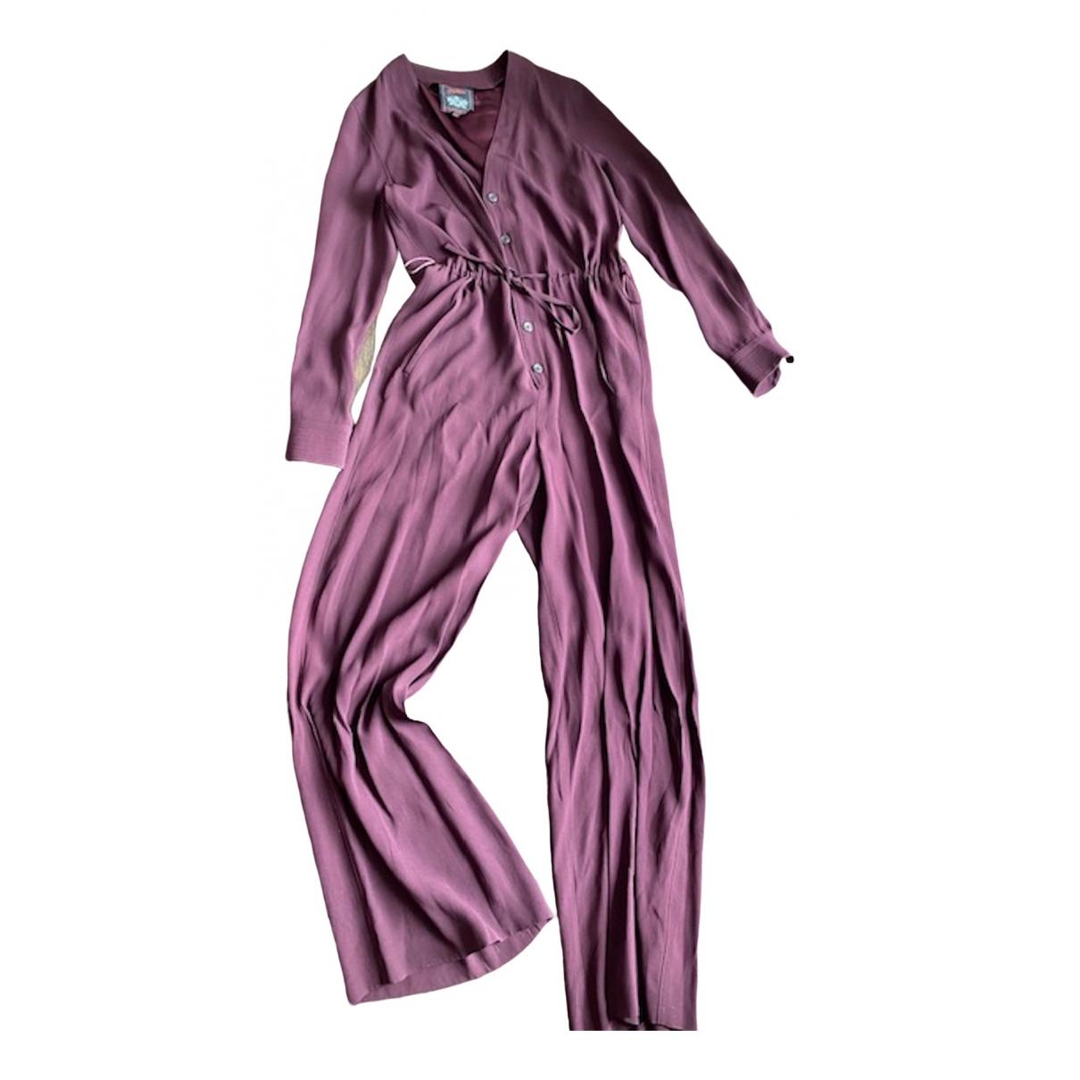 Jean Paul Gaultier - Combinaison   pour femme - violet