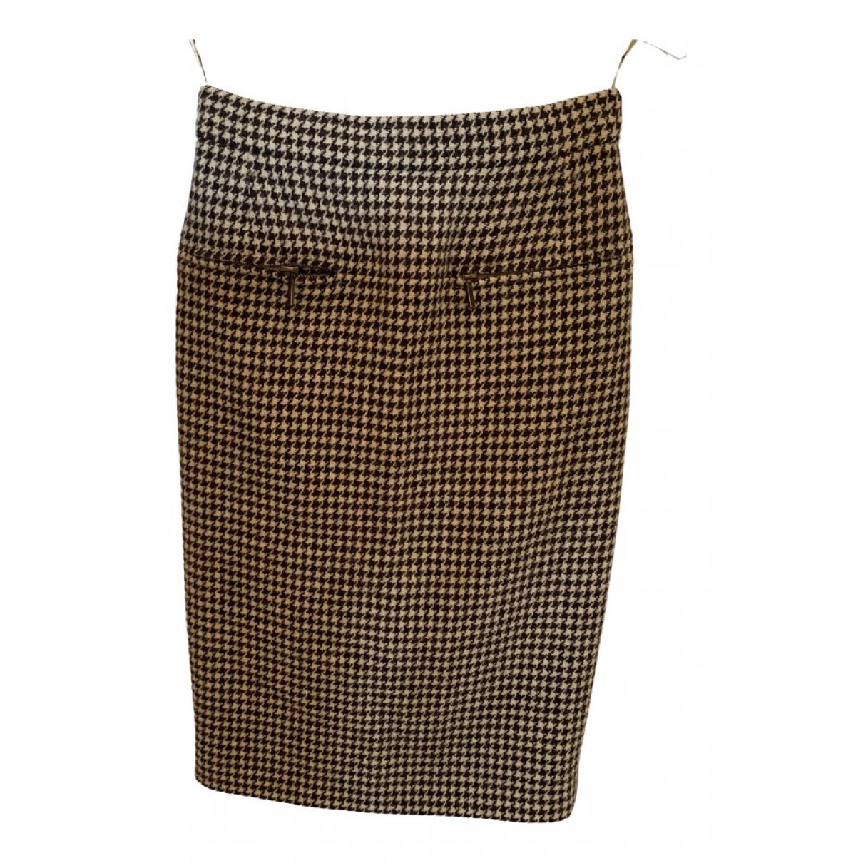 Chanel - Jupe   pour femme en laine