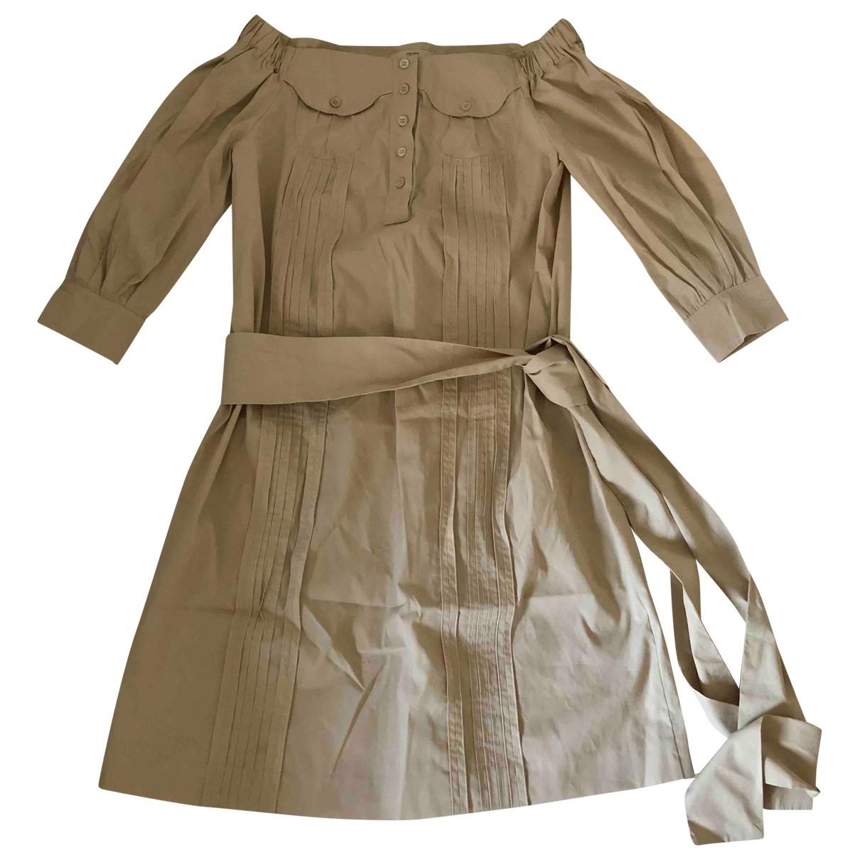 Vestido midi Prada