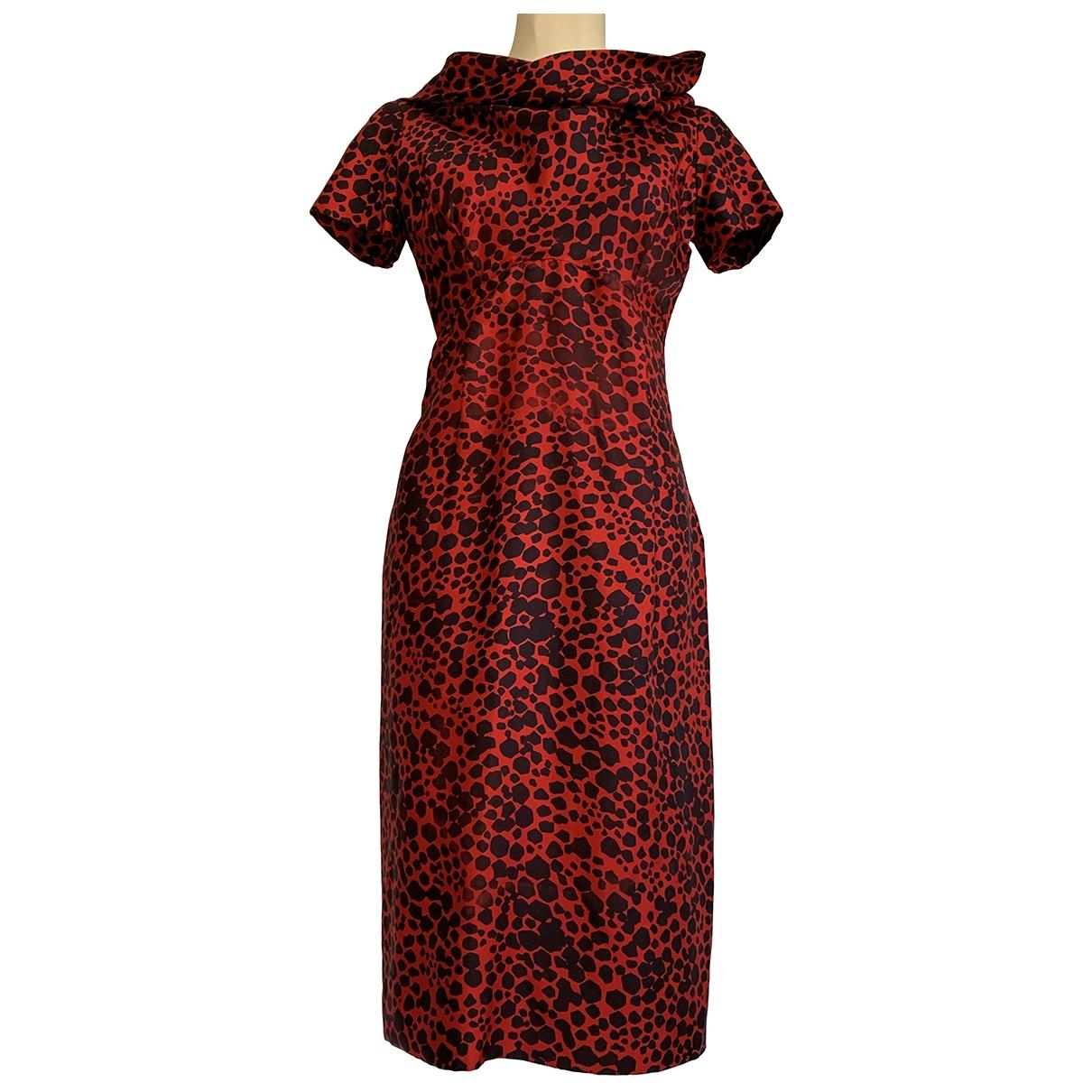 Lanvin \N Kleid in Seide