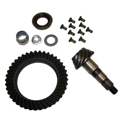 Crown Automotive Dana 44 JK Front 4.10 Ratio Ring and Pinion - 68017175AB