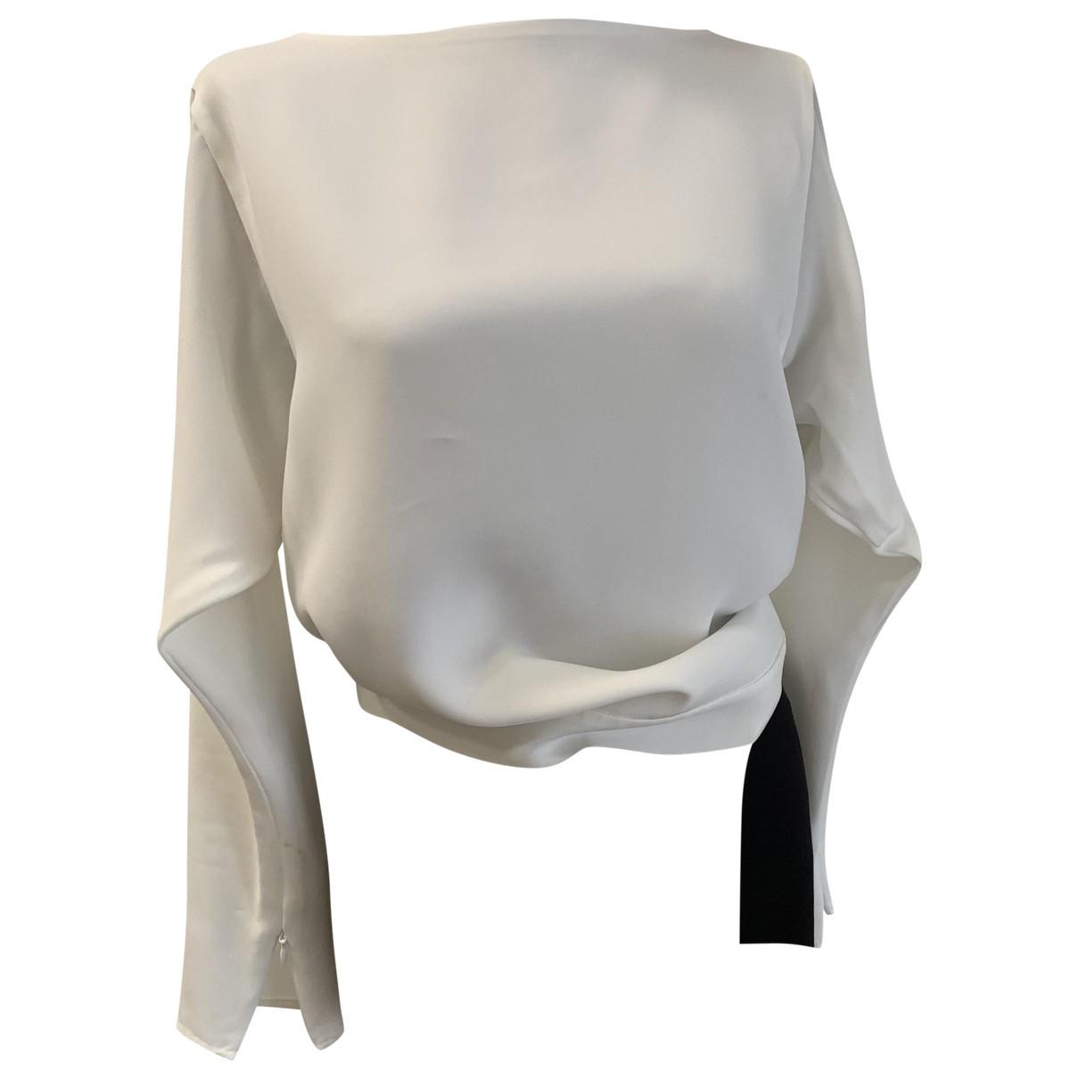 Polo Ralph Lauren - Top   pour femme - blanc