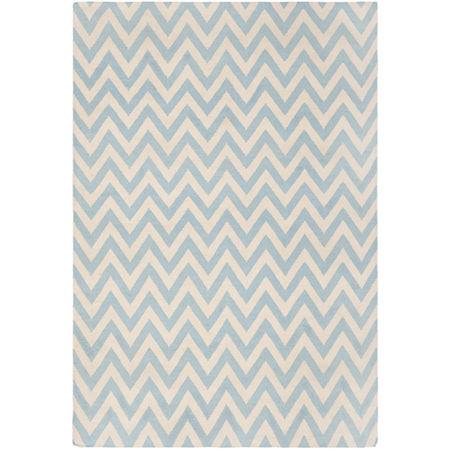 Safavieh Warwick Hand Woven Flat Weave Area Rug, One Size , Blue