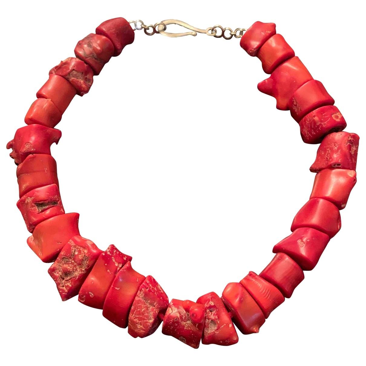 Collar Corail Non Signe / Unsigned