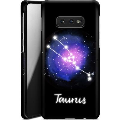 Samsung Galaxy S10e Smartphone Huelle - TAURUS von Becky Starsmore