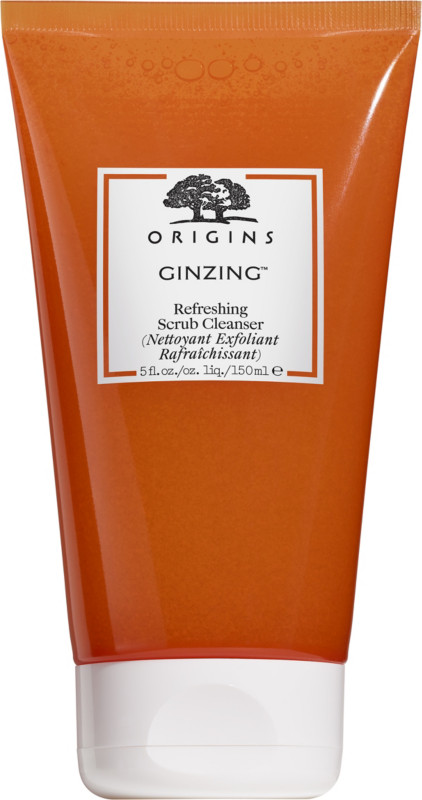 GinZing Refreshing Scrub Cleanser