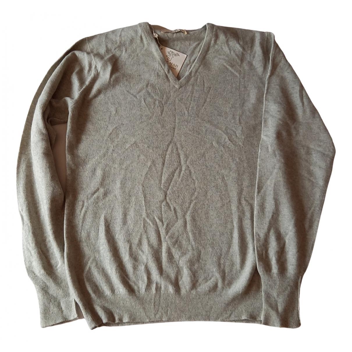 Non Signe / Unsigned \N Pullover.Westen.Sweatshirts  in Kaschmir