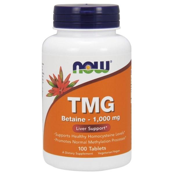 TMG 100 Tabs by Now Foods