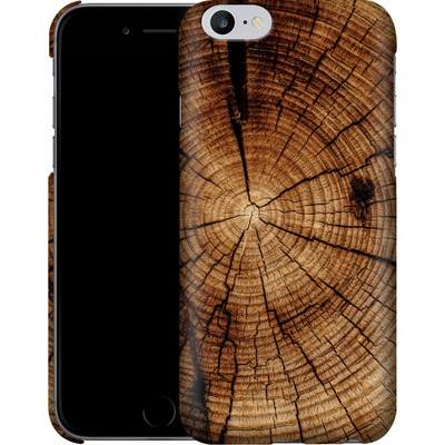 Apple iPhone 6s Plus Smartphone Huelle - Tree Rings von caseable Designs