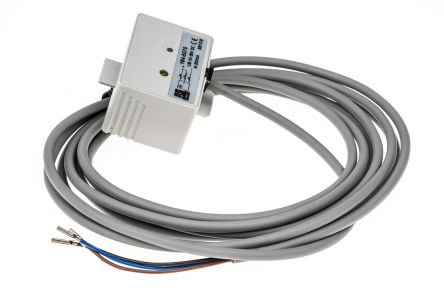 RS PRO 34mm Non Flush Mount Capacitive sensor, NPN-NO Output, IP67