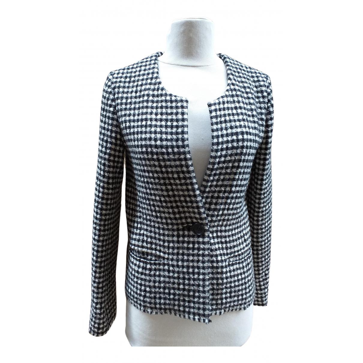 Isabel Marant Etoile N Black Wool jacket for Women 38 FR