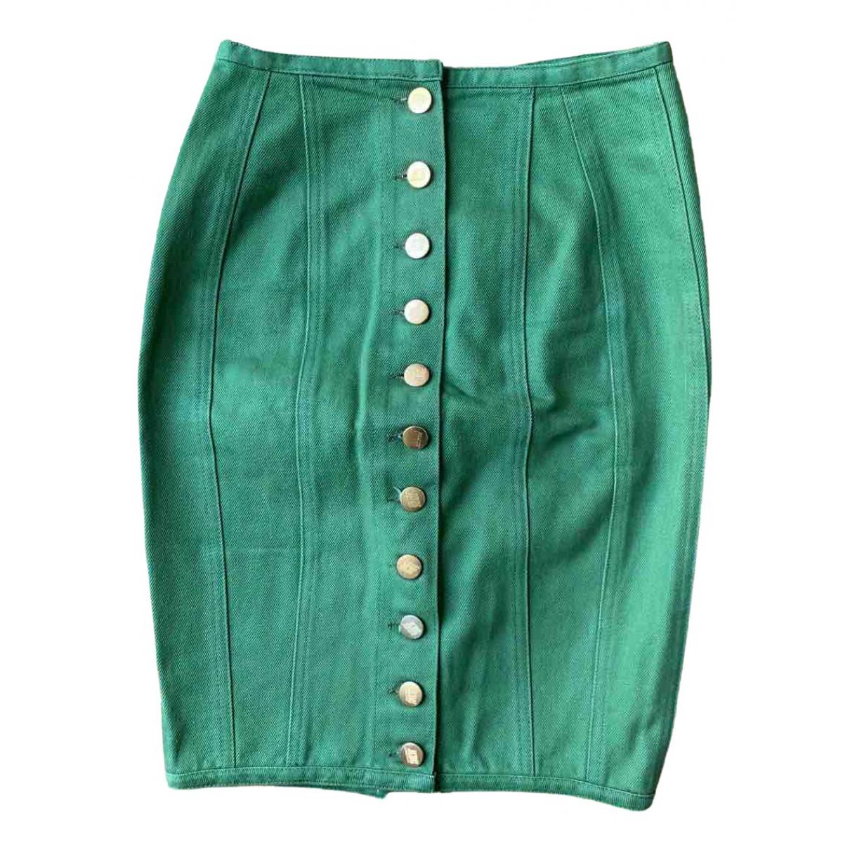 Mini falda Jean Paul Gaultier
