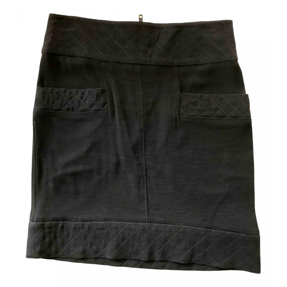 The Kooples \N Black skirt for Women 36 FR