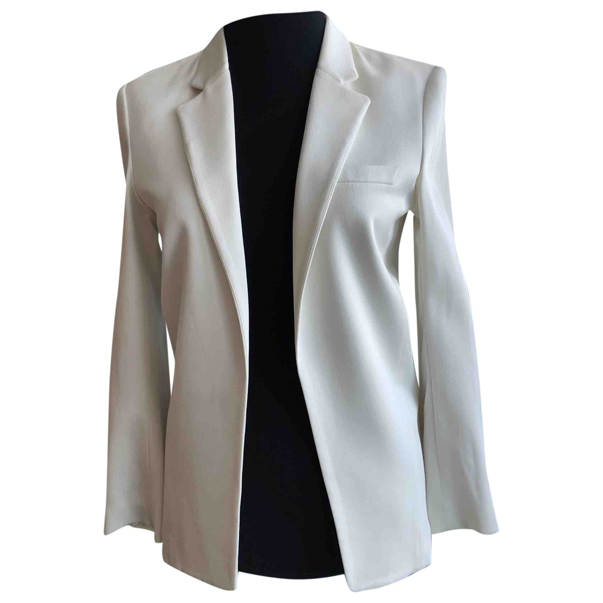 T By Alexander Wang \N White jacket for Women 4 UK