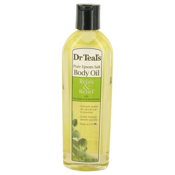 Dr TealS Bath Additive Eucalyptus Oil - Dr Teals Aceite corporal 260 ml