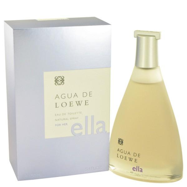 Loewe - Agua De Loewe Ella : Eau de Toilette Spray 5 Oz / 150 ml
