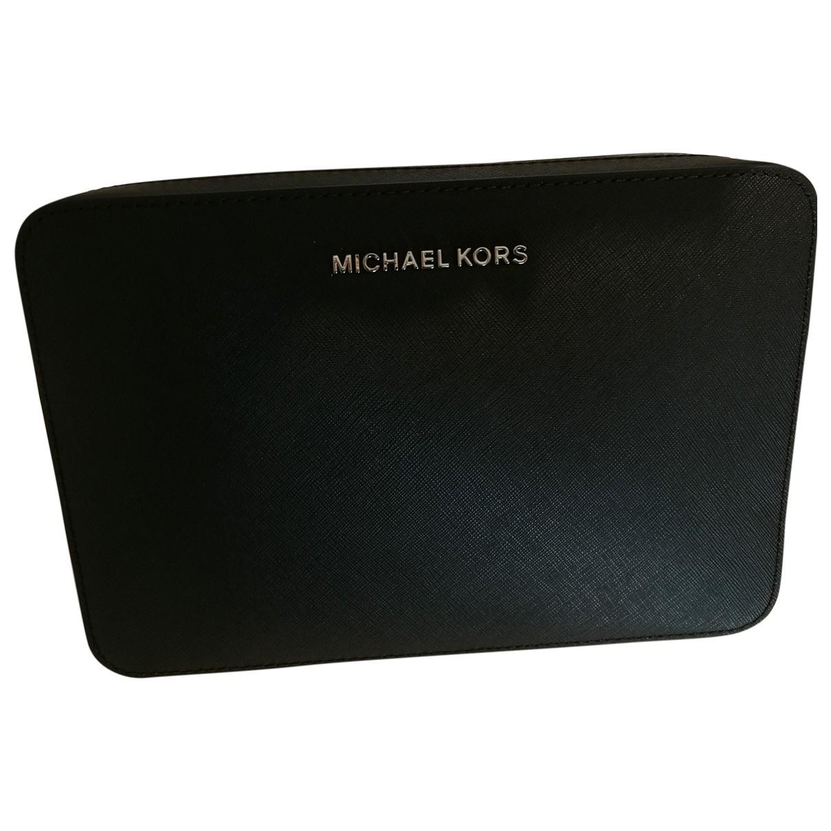 Pochette de Cuero Michael Kors