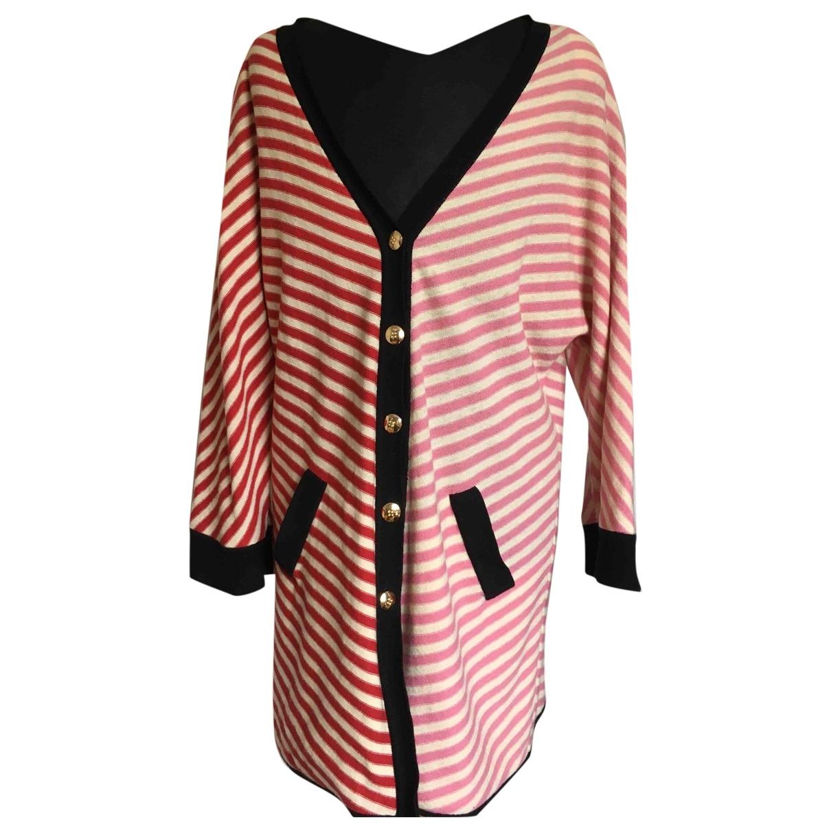 Sonia Rykiel - Pull   pour femme en laine - rose