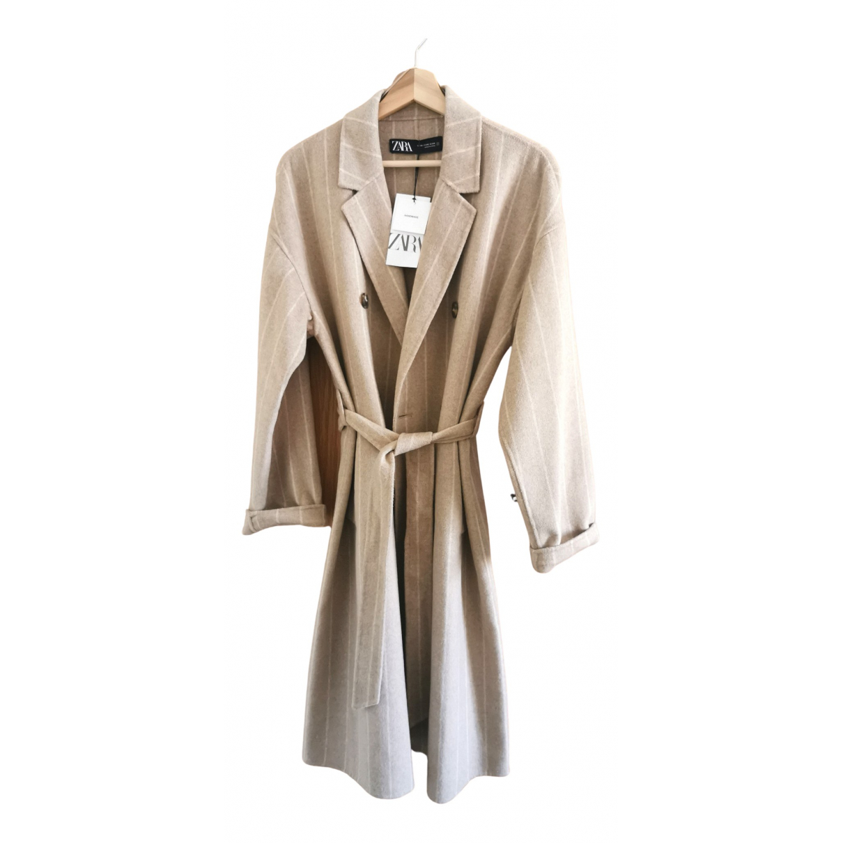Zara \N Maentel in Wolle