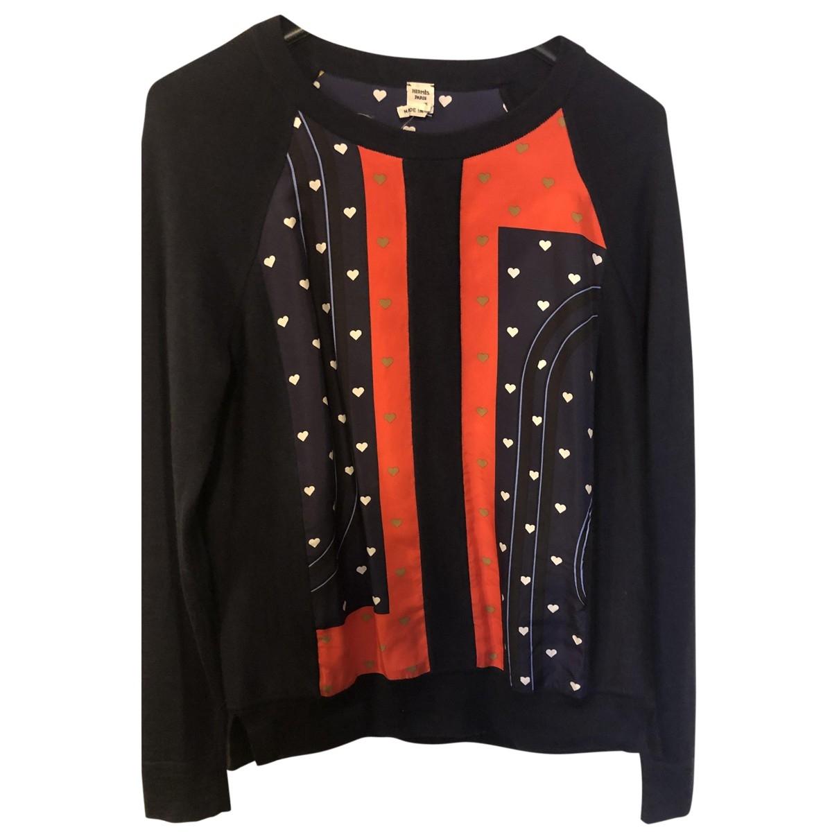 Hermes \N Pullover in Kaschmir