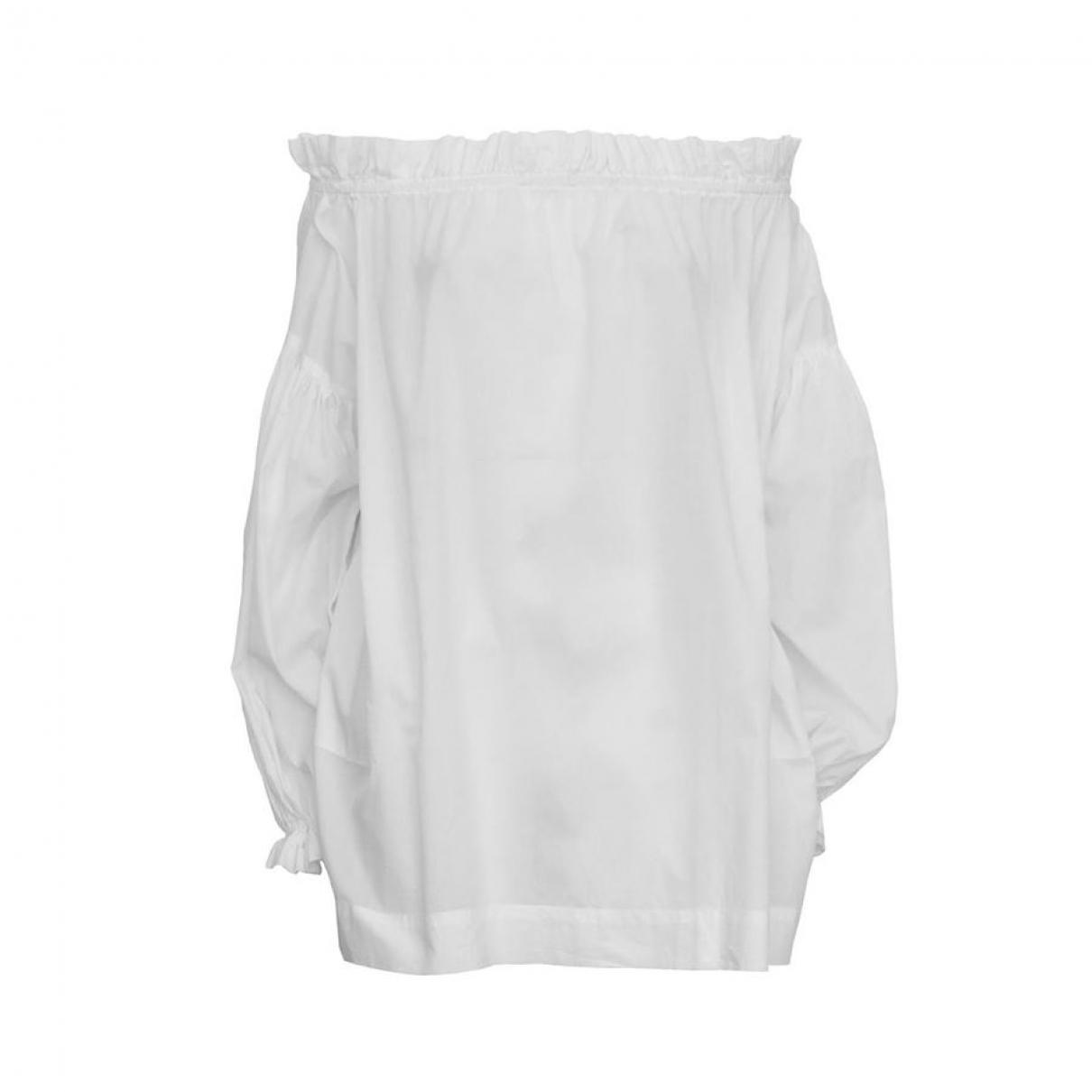 Vivienne Westwood \N White Cotton  top for Women 40 IT