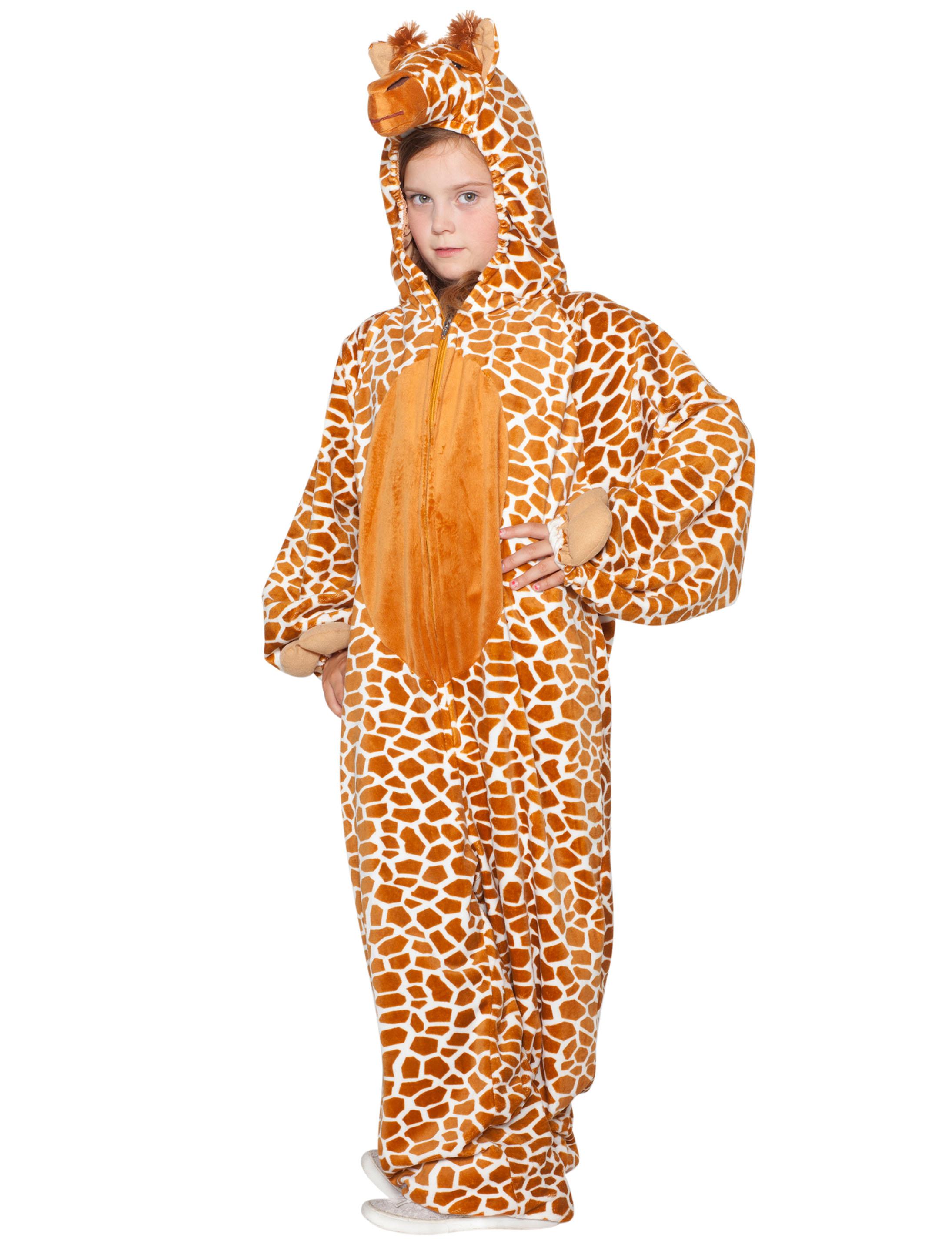 Overall Giraffe Pluesch Kinder