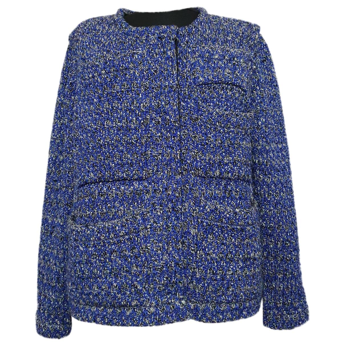 Sonia By Sonia Rykiel N Blue Wool jacket for Women L International