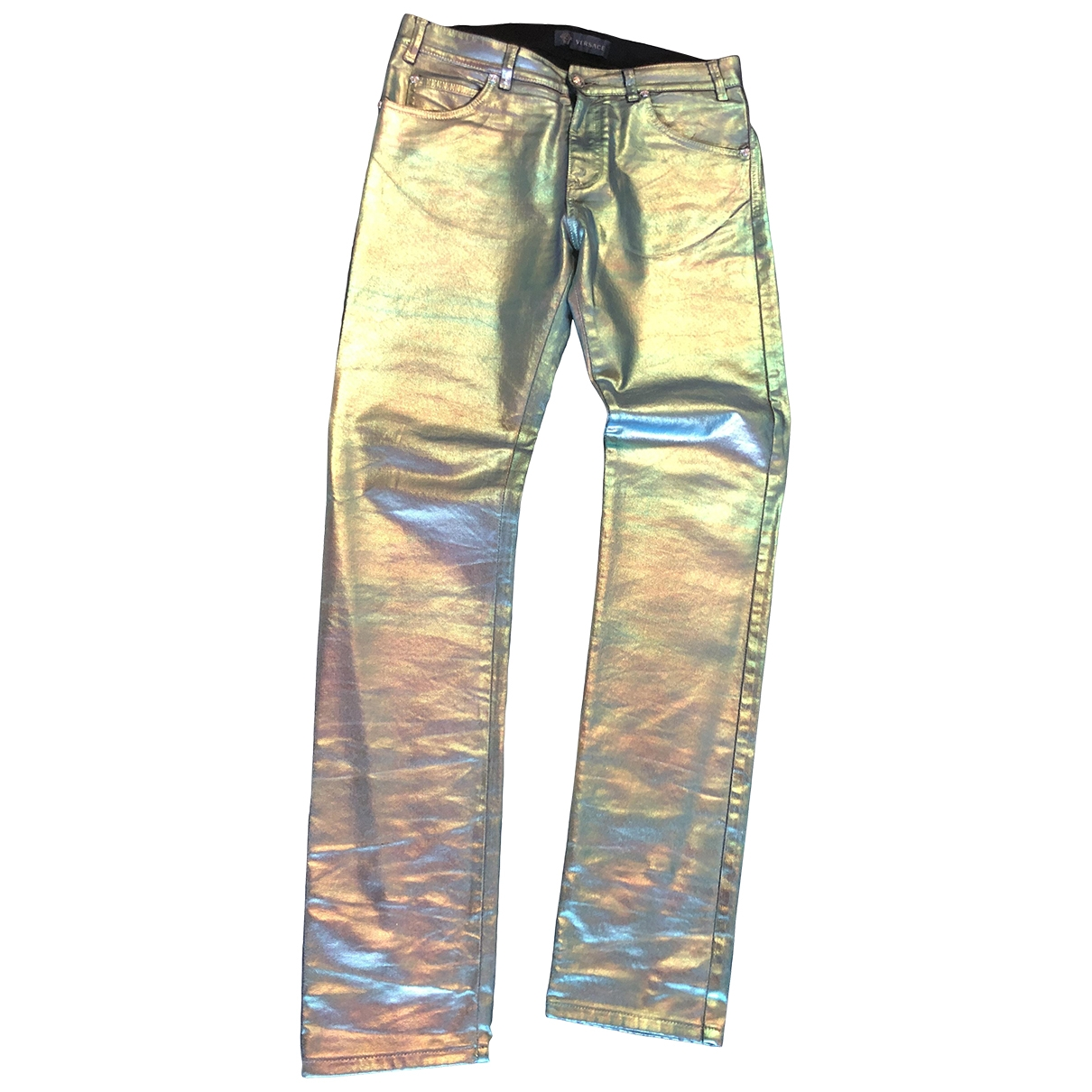 Versace \N Silver Denim - Jeans Trousers for Men M International