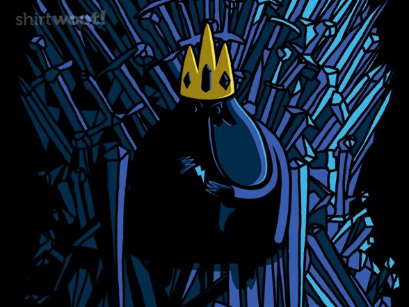 The Ice Throne T Shirt
