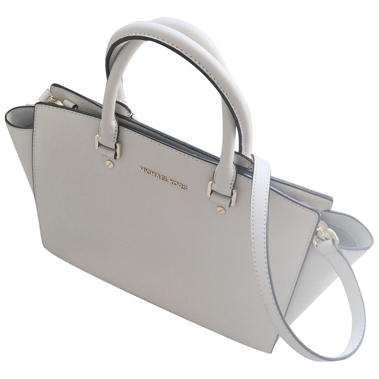 Michael Kors Selma Leather handbag for Women \N