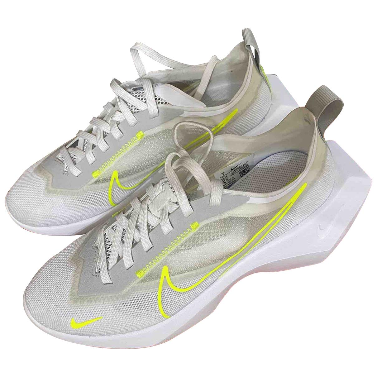 Nike - Baskets Zoom X Vista Grind pour femme en toile - blanc