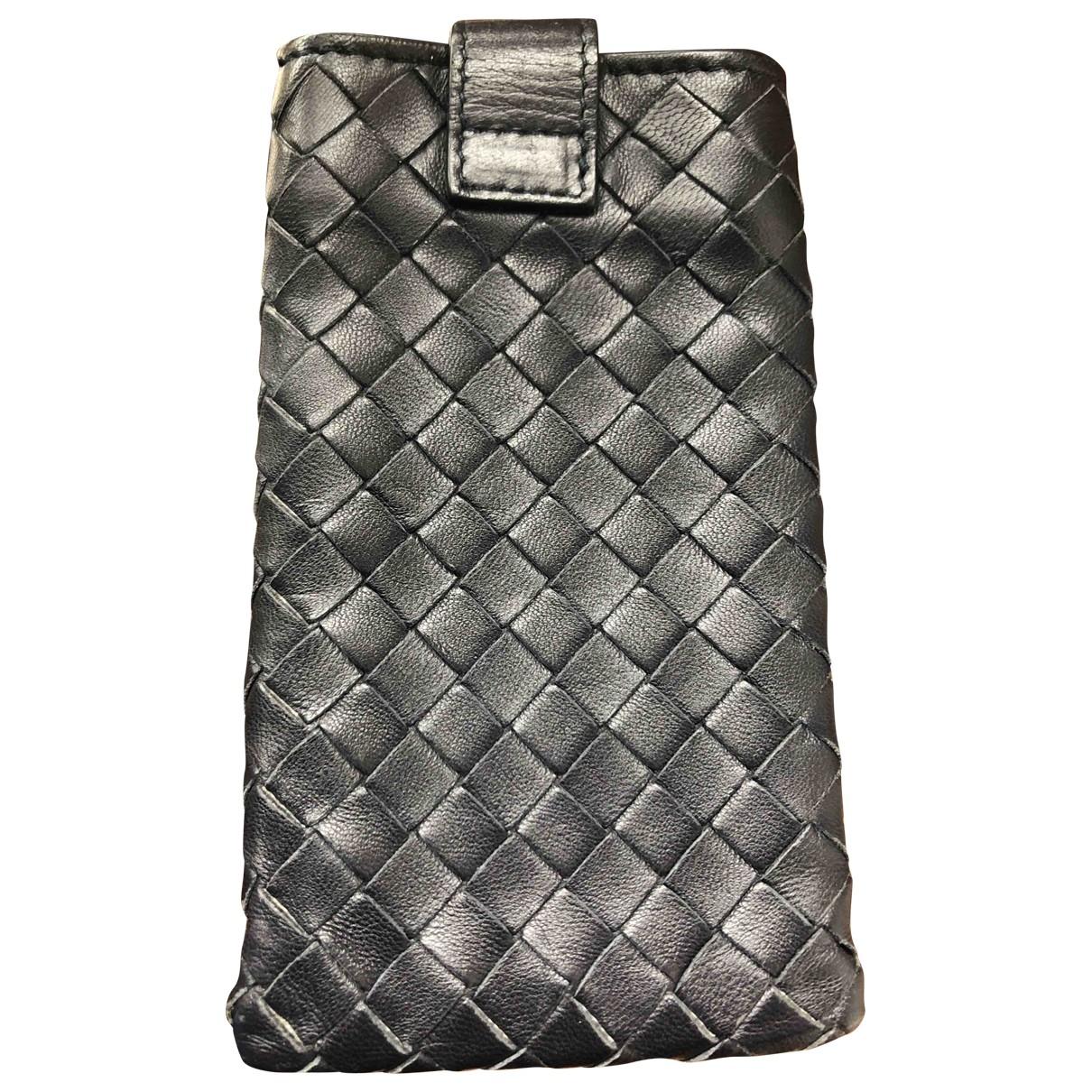 Bottega Veneta \N Black Leather Accessories for Life & Living \N