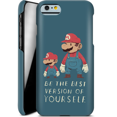 Apple iPhone 6s Smartphone Huelle - Be The Best Version of Yourself von Louis Ros