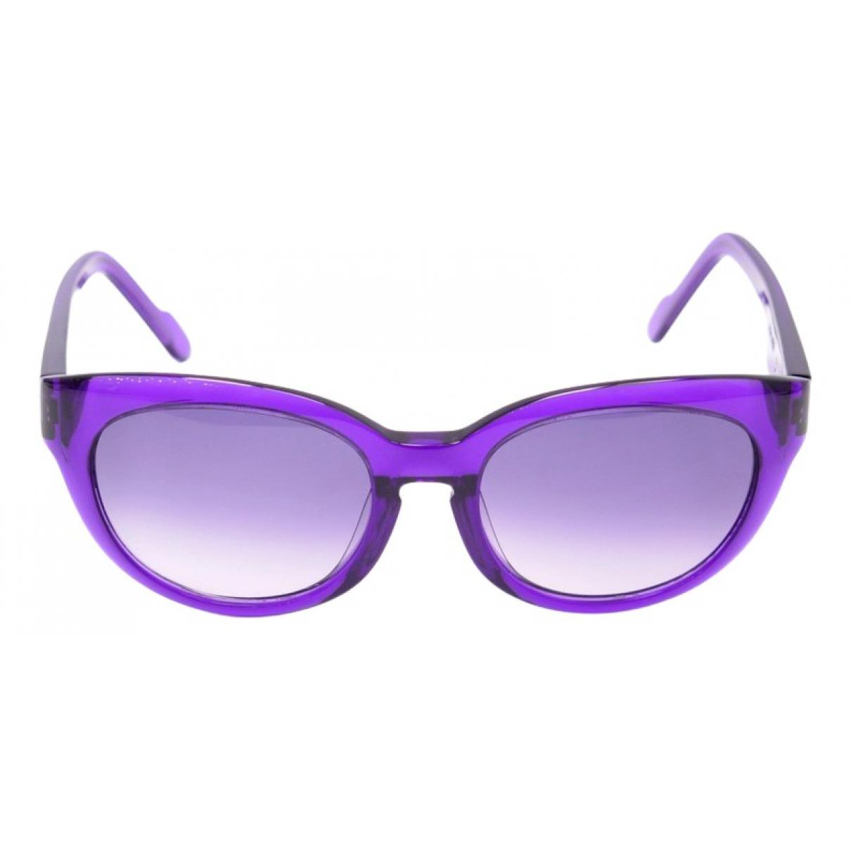 Courrèges N Purple Sunglasses for Men N