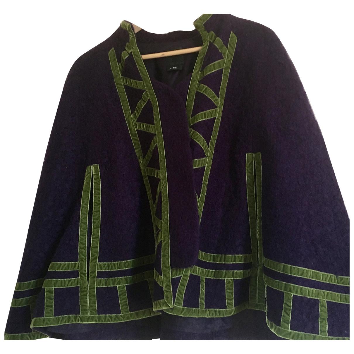 Anna Sui \N Purple Wool jacket for Women M International