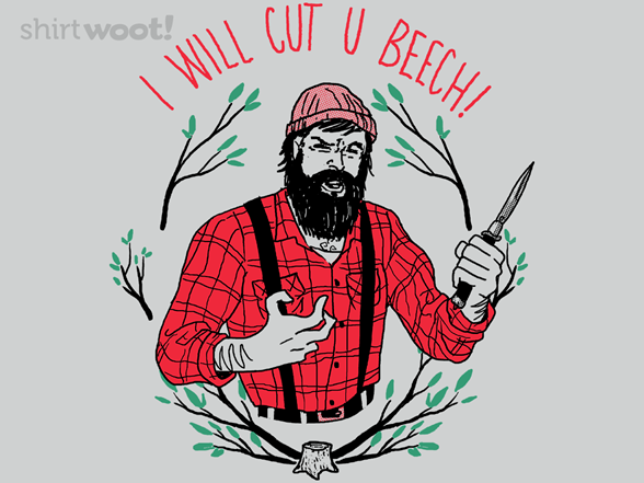Cut U Beech T Shirt