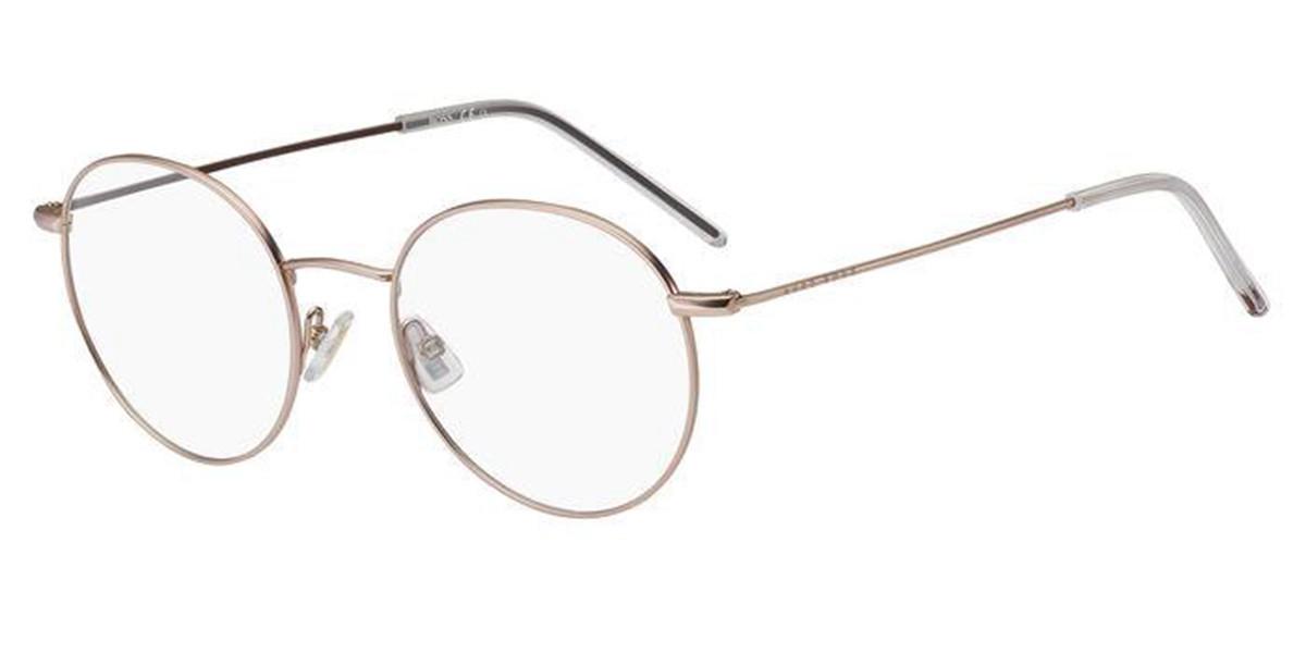 Boss by Hugo Boss Boss 1213 G1C Women's Glasses Gold Size 51 - Free Lenses - HSA/FSA Insurance - Blue Light Block Available