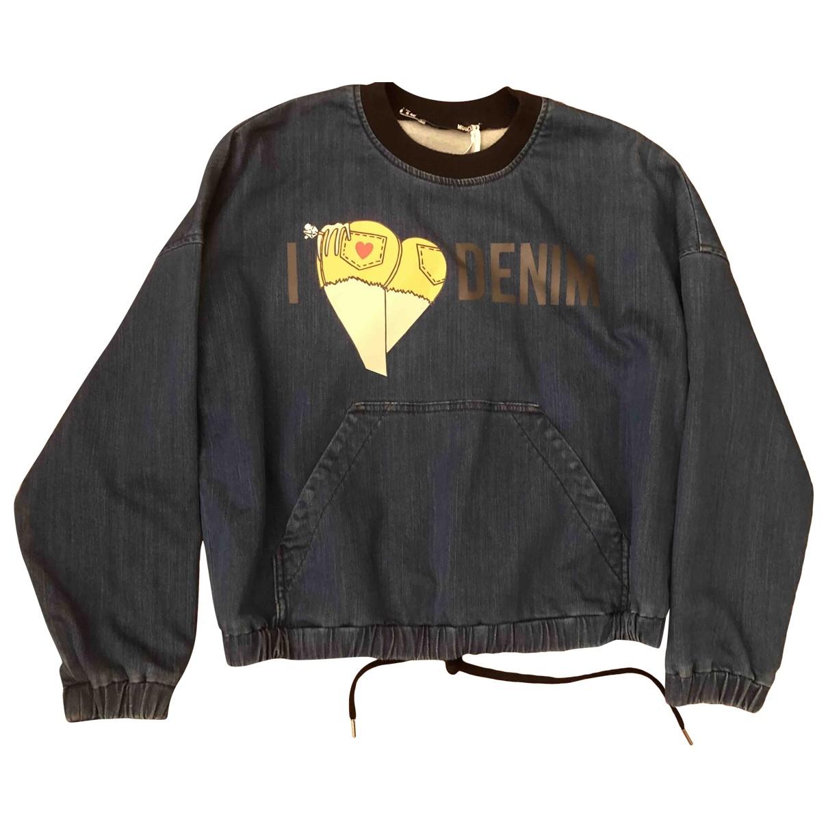 Moschino Love \N Cotton Knitwear for Women 40 IT