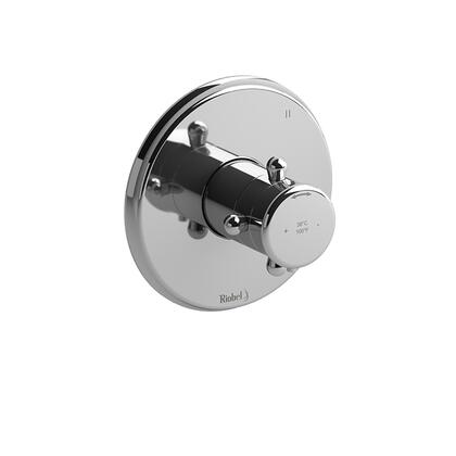 GN45C 3-Way Type Thermostatic/Pressure Balance Coaxial Complete Valve  in
