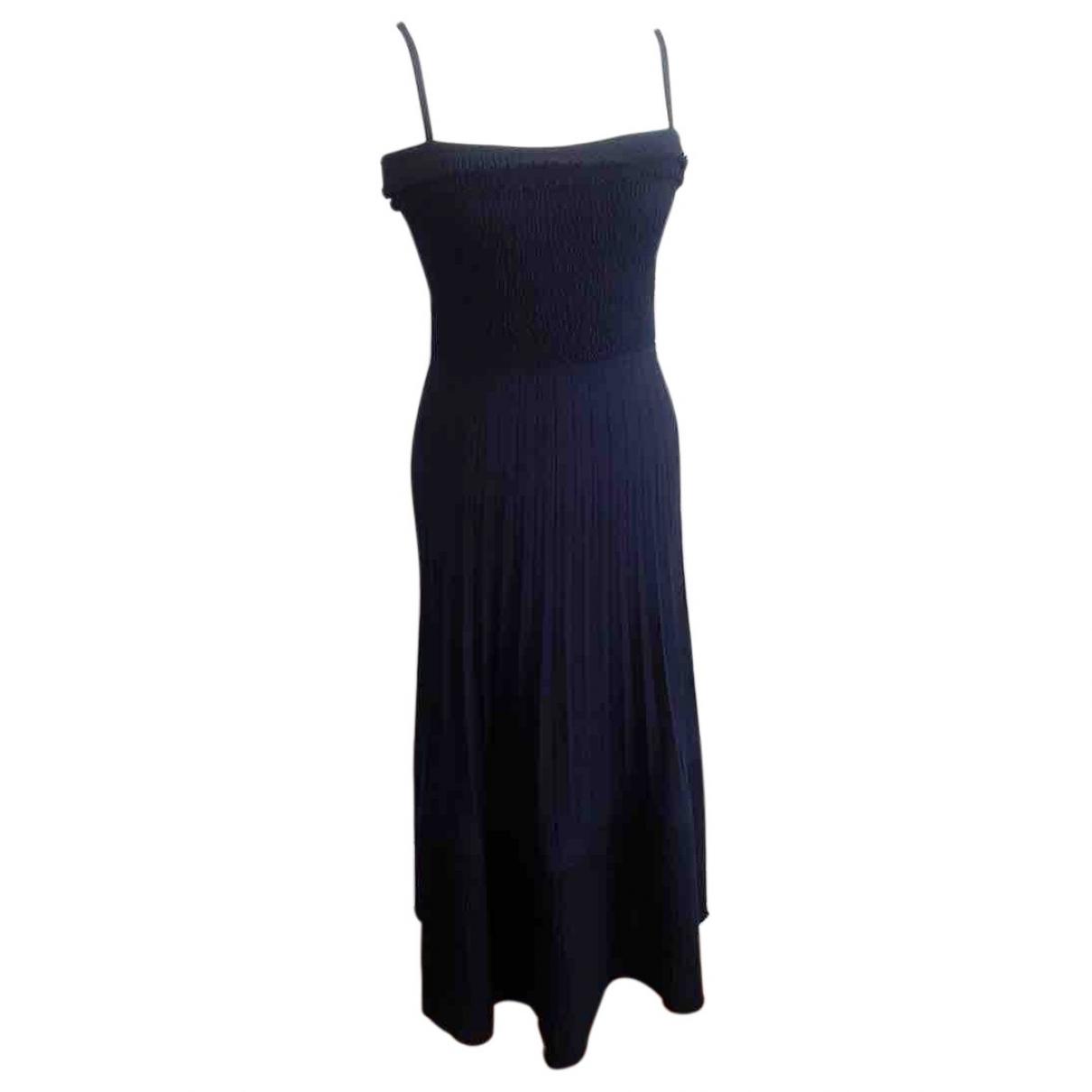 Salvatore Ferragamo \N Kleid in Baumwolle