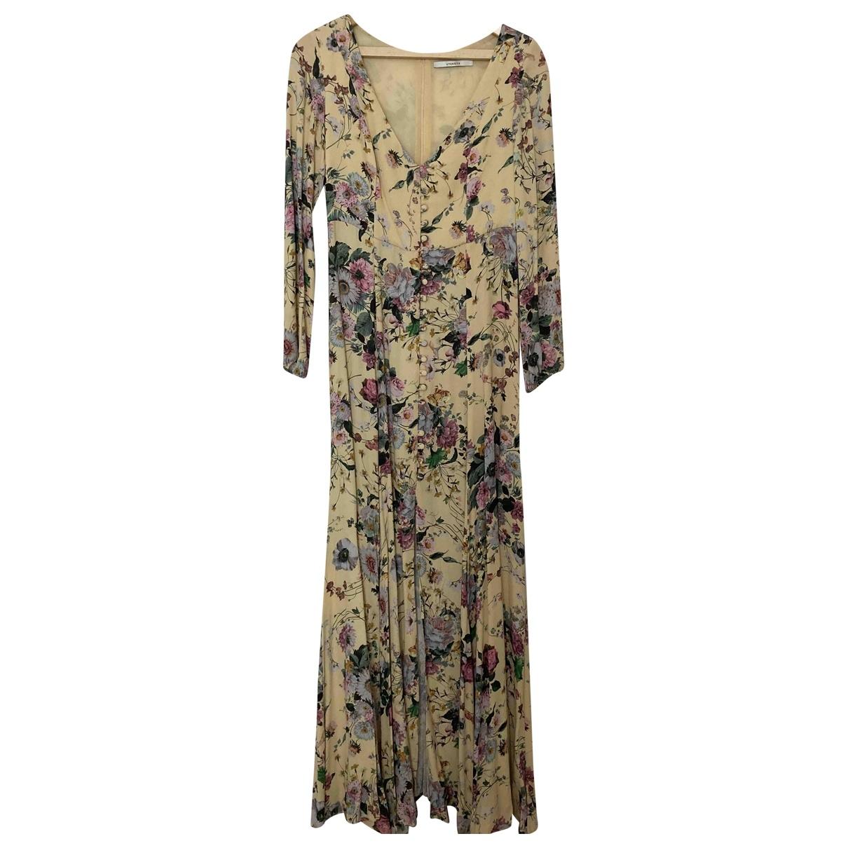 Uterque - Robe   pour femme - jaune