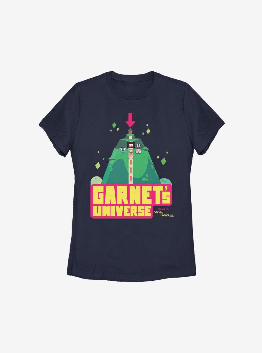 Steven Universe Garnets Universe Womens T-Shirt