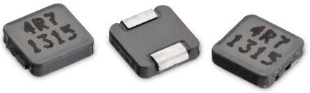 Wurth Elektronik Wurth, WE-LHMI, 4012 Shielded Wire-wound SMD Inductor 3.3 μH ±20% Wire-Wound 2.3A Idc