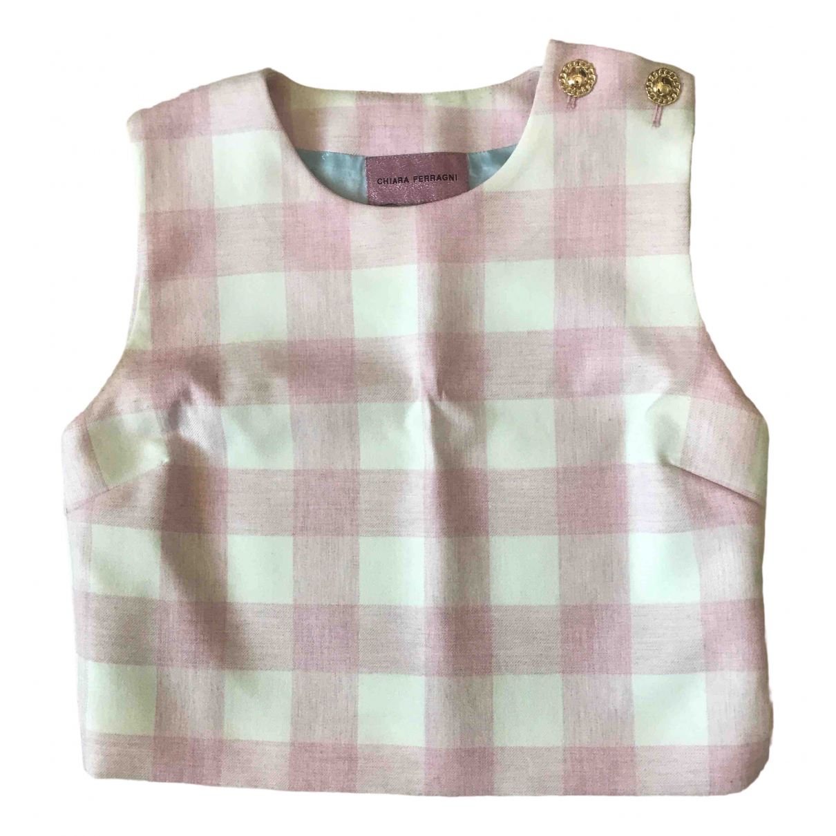Chiara Ferragni \N Pink  top for Women S International