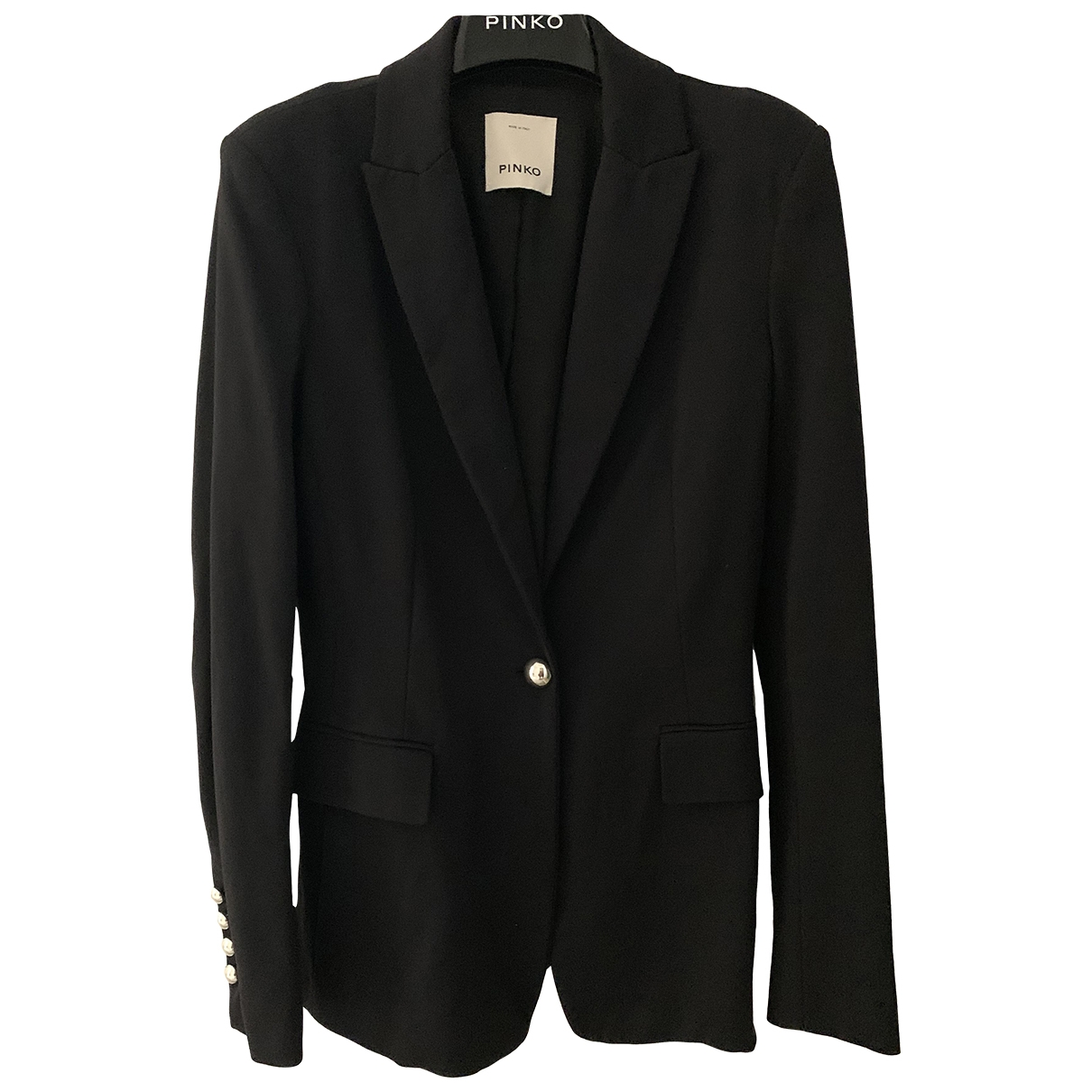 Pinko \N Black jacket for Women XS International