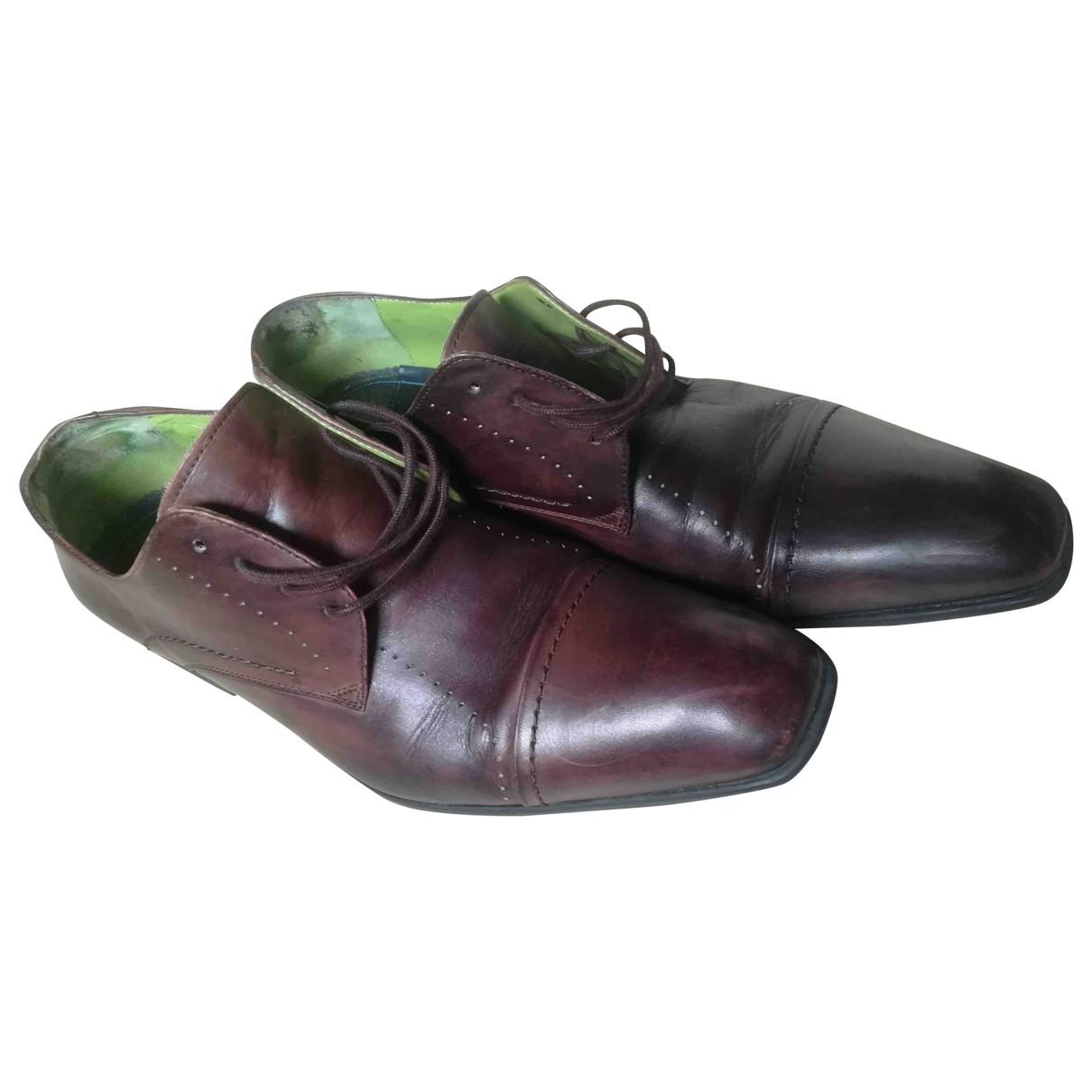 Sandalias de Cuero Kenzo