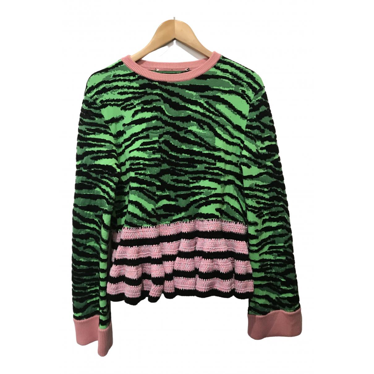 Kenzo X H&m - Pull   pour femme en laine - multicolore
