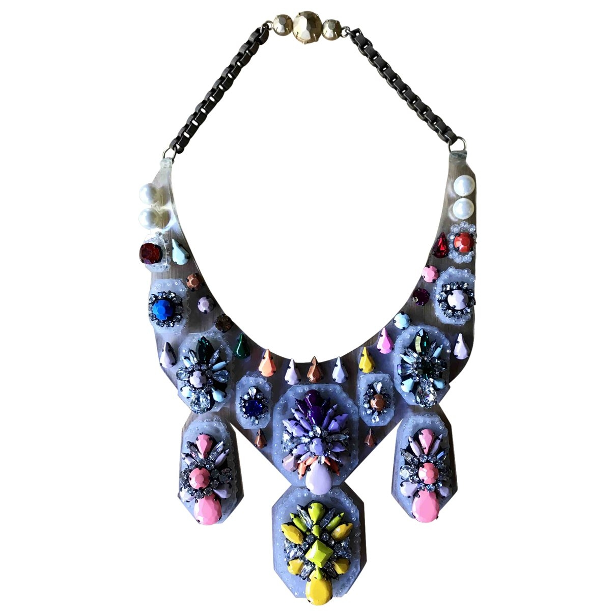 Shourouk \N Multicolour Crystal necklace for Women \N