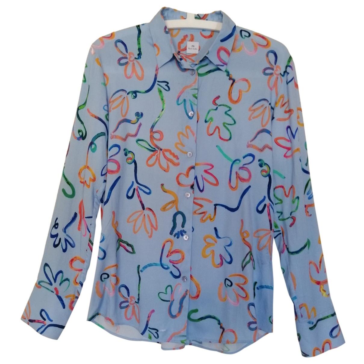 Paul Smith \N Multicolour Cotton  top for Women S International