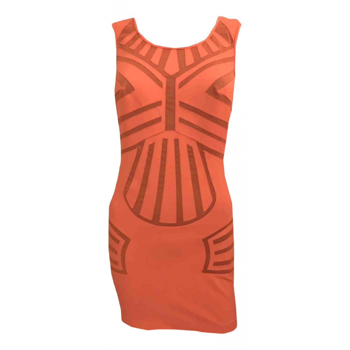 La Perla \N Kleid in  Orange Synthetik